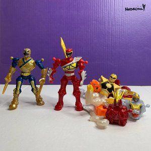 Power Rangers Mixx N Morph